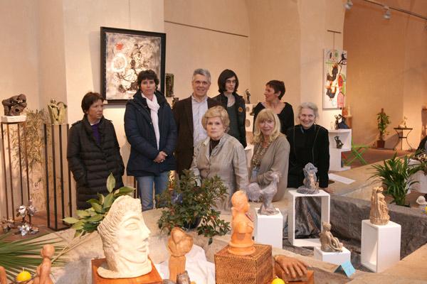 Image 1 - «Terre et création» : 10 artistes exposent au Lavoir-Vasserot