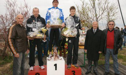 Triathlon 2011 : le Raphaëlois Karl Shaw l'emporte en moins d'une heure