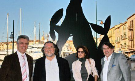 Stefan Szczesny expose ses « ombres » monumentales dans la rue