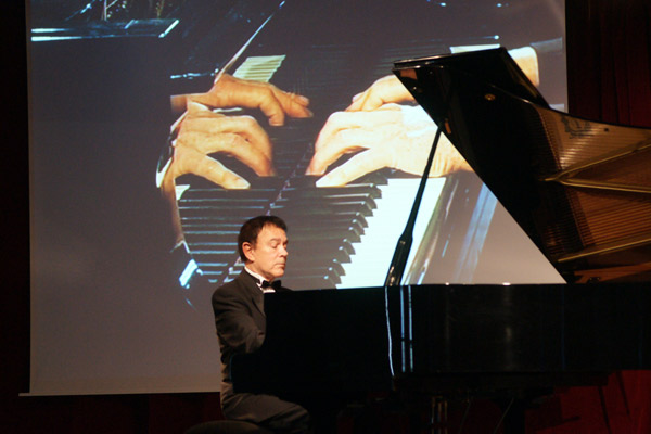 Image 1 - Printemps musical : Claude Kahn rend hommage à Franz Liszt