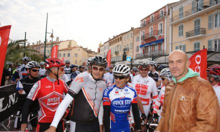Plus de 1 000 coureurs au départ de Saint-Tropez pour la Granfondo 2011