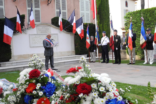 Commémorations 2011