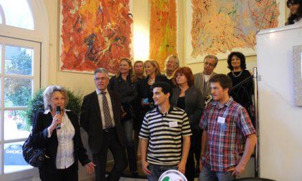 Douze pays représentés au 15e Salon international des artistes contemporains