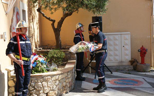 Sapeurs-pompiers : en mémoire de Daniel Isnard