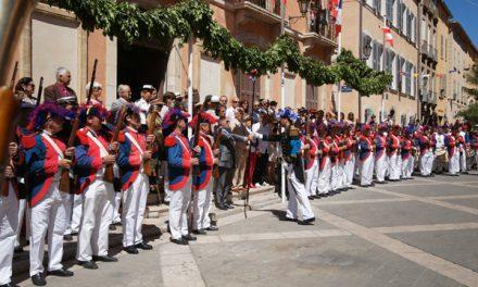 Saint-Tropez a fêté ses 453e Bravades