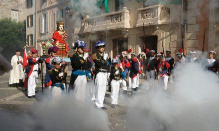 La Bravade des Espagnols 2011 en mémoire d'une victoire historique