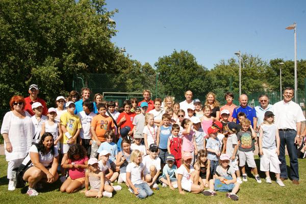 Portes ouvertes au tennis club municipal