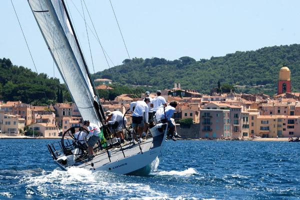 198 bateaux au départ de la 59e Giraglia Rolex Cup 2011