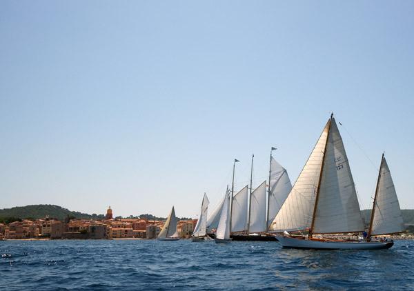 Trophée Bailli de Suffren : 16 voiliers pour la 10e