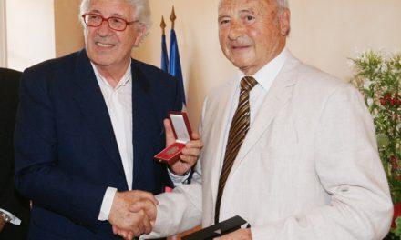 Une médaille pour un twist à Saint-Tropez…