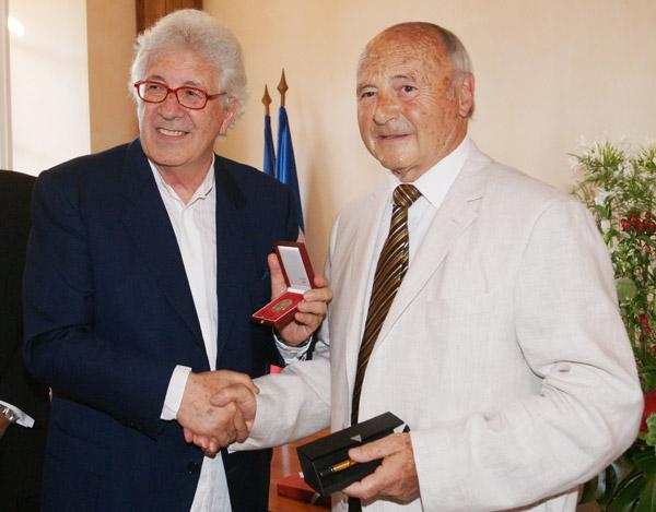 Image 1 - Une médaille pour un twist à Saint-Tropez…