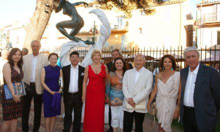 Anna Chromy revisite les «Mythes» de la Méditerranée