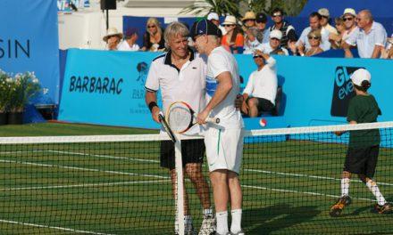 Classic tennis tour : Mc Enroe prend sa revanche sur Borg