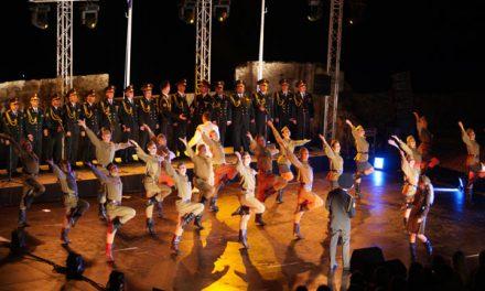 La citadelle au rythme des chants et danses de l'Ukraine