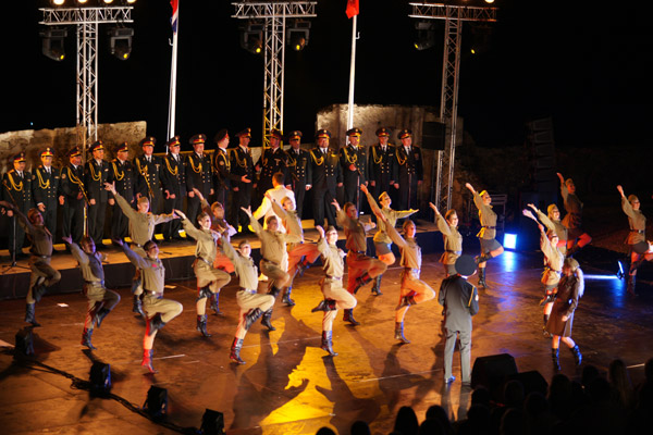 Image 1 - La citadelle au rythme des chants et danses de l'Ukraine