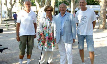 Semaine bouliste : Jean-Pierre Tuveri au challenge du Maire