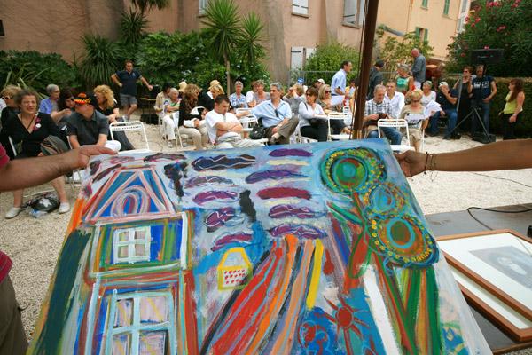 Art et handicap : une Biennale originale