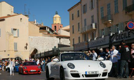 La « Boxster », vedette du 18e Paradis Porsche