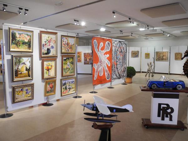 Image 1 - Un Salon d'art et d'essai toujours aussi original