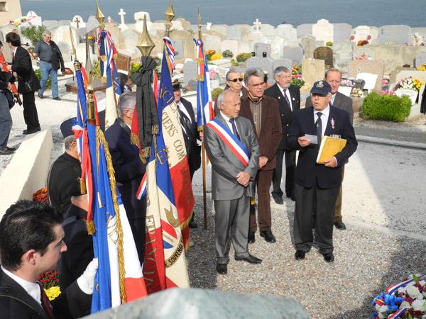 1er novembre : Hommage aux « morts pour la France »