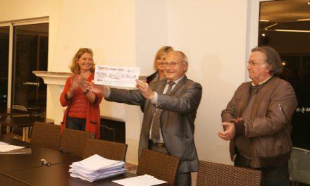 33 000 euros pour l'édition 2011 du Téléthon