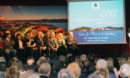 Vœux du maire à la population : « 2012 devrait être une année très riche en réalisations »