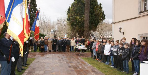 Image 1 - Un rassemblement œcuménique en mémoire des victimes de l'Holocauste