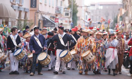 Carnaval provençal à Saint-Tropez