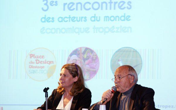 3e Rencontre des acteurs économiques tropéziens : la municipalité présente les actions et projets en cours