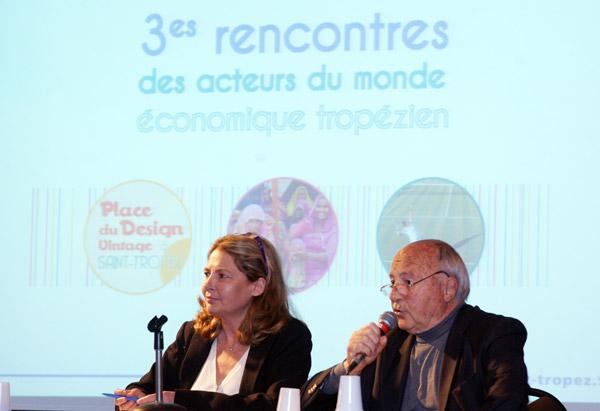 Image 1 - 3e Rencontre des acteurs économiques tropéziens : la municipalité présente les actions et projets en cours