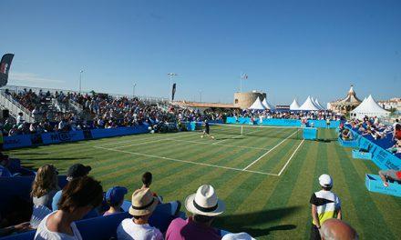 Le Classic tennis tour 2012 en images