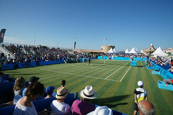 Image 1 - Le Classic tennis tour en images