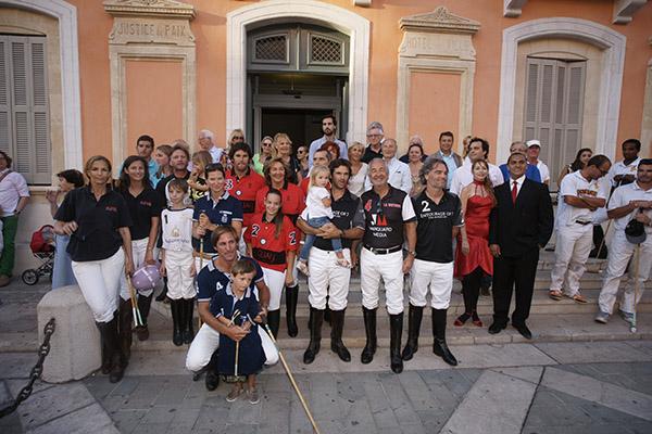 Image 1 - Le polo à l'honneur