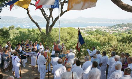 Saint-Tropez fête Sainte-Anne