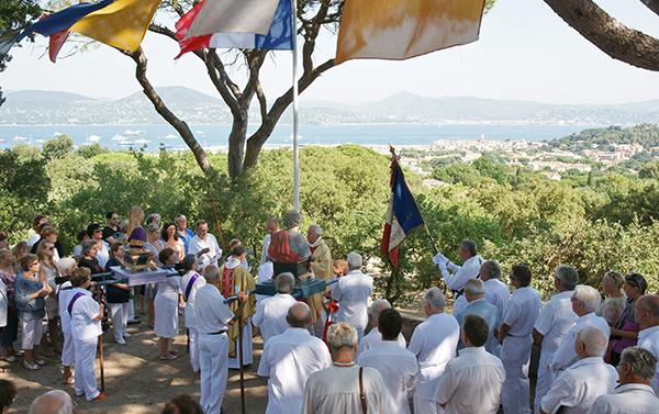 Image 1 - Saint-Tropez fête Sainte-Anne