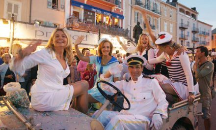 Les Voiles 2012 : le défilé des équipages