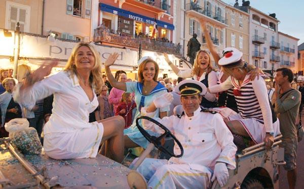 Défilé des voiles de Saint-Tropez