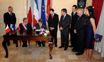 Saint-Tropez / Malte : un partenariat avec le port de Birgu