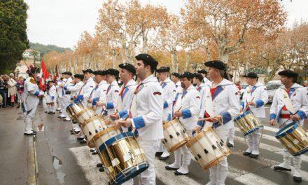 Les Fifres et tambours ont fêté la Sainte-Cécile