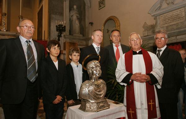 Image 1 - Plus d'une centaine de Tropéziens en pèlerinage à Pise
