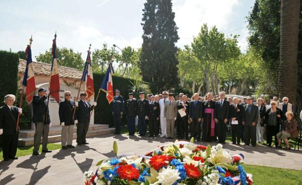 Image 1 - 8 mai : en souvenir de l'armistice