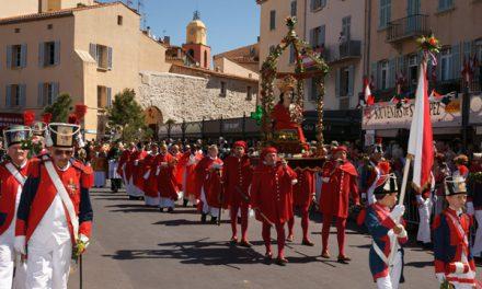 454e Bravade de Saint-Tropez