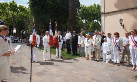 Saint-Tropez commémore l'appel du 18 juin