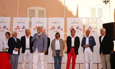 60e Giraglia Rolex Cup 2012 : le record de la traversée est battu !