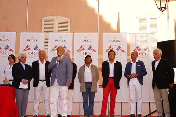 Image 1 - 60e Giraglia Rolex Cup : le record de la traversée est battu !