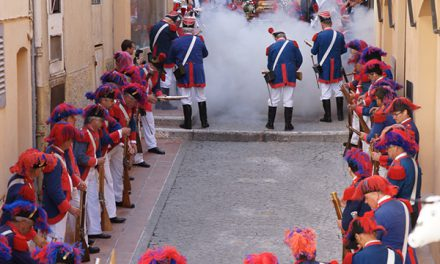 La Bravade des Espagnols 2012 en images