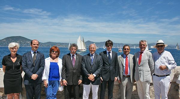 Top départ pour le trophée du Bailli de Suffren 2012