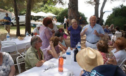 Une sardinade pour débuter l'été 2012