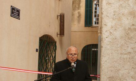 Le quartier historique du Portalet réhabilité et inauguré