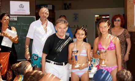 L'école municipale des sports a pris ses quartiers d'été à la Ponche